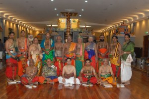 Kumbhabhishekam Photos